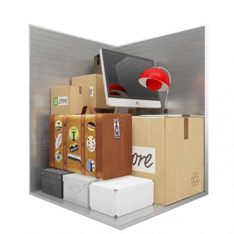 Opslagruimtes: Locker | Ustore - Self Storage